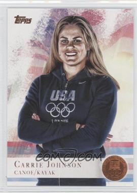 2012 Topps U.S. Olympic Team and Olympic Hopefuls Bronze #74 - [Missing]