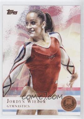 2012 Topps U.S. Olympic Team and Olympic Hopefuls Bronze #78 - Jordyn Wieber