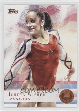 2012 Topps U.S. Olympic Team and Olympic Hopefuls Bronze #78 - Jordyn Wieber