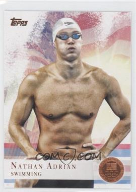 2012 Topps U.S. Olympic Team and Olympic Hopefuls Bronze #87 - [Missing]