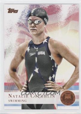 2012 Topps U.S. Olympic Team and Olympic Hopefuls Bronze #9 - [Missing]
