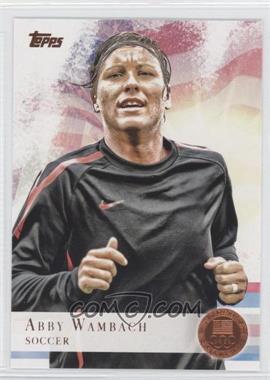 2012 Topps U.S. Olympic Team and Olympic Hopefuls Bronze #93 - [Missing]