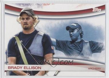 2012 Topps U.S. Olympic Team and Olympic Hopefuls Games of the XXX Olympiad #OLY-1 - [Missing]
