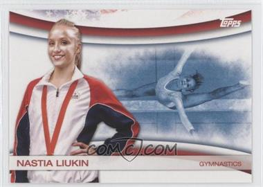 2012 Topps U.S. Olympic Team and Olympic Hopefuls Games of the XXX Olympiad #OLY-11 - [Missing]