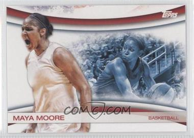 2012 Topps U.S. Olympic Team and Olympic Hopefuls Games of the XXX Olympiad #OLY-3 - Maya Moore