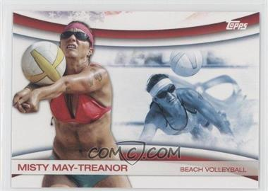 2012 Topps U.S. Olympic Team and Olympic Hopefuls Games of the XXX Olympiad #OLY-4 - [Missing]