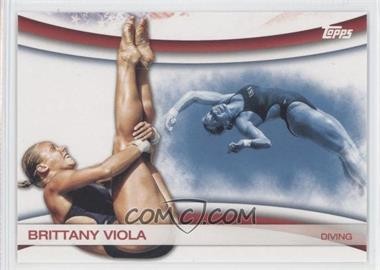 2012 Topps U.S. Olympic Team and Olympic Hopefuls Games of the XXX Olympiad #OLY-8 - [Missing]