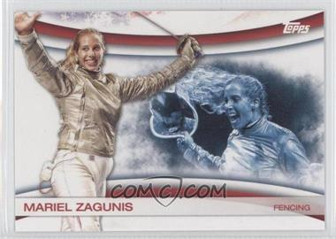 2012 Topps U.S. Olympic Team and Olympic Hopefuls Games of the XXX Olympiad #OLY-9 - [Missing]