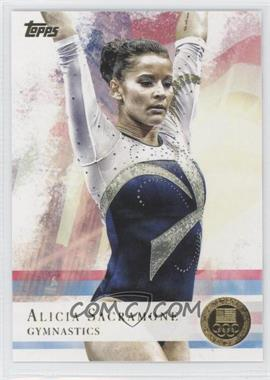 2012 Topps U.S. Olympic Team and Olympic Hopefuls Gold #11 - [Missing]