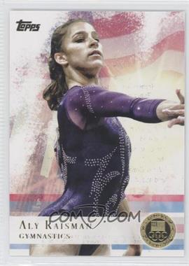 2012 Topps U.S. Olympic Team and Olympic Hopefuls Gold #15 - [Missing]