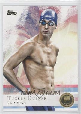 2012 Topps U.S. Olympic Team and Olympic Hopefuls Gold #36 - [Missing]
