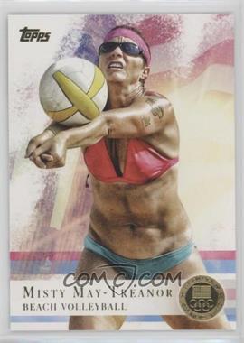 2012 Topps U.S. Olympic Team and Olympic Hopefuls Gold #40 - Misty May-Treanor