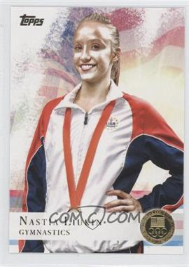 2012 Topps U.S. Olympic Team and Olympic Hopefuls Gold #43 - [Missing]