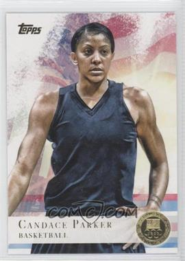 2012 Topps U.S. Olympic Team and Olympic Hopefuls Gold #46 - [Missing]