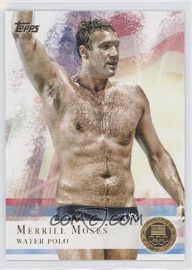 2012 Topps U.S. Olympic Team and Olympic Hopefuls Gold #82 - [Missing]