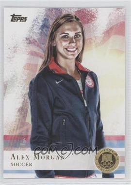 2012 Topps U.S. Olympic Team and Olympic Hopefuls Gold #90 - [Missing]