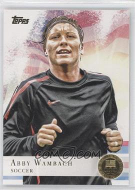 2012 Topps U.S. Olympic Team and Olympic Hopefuls Gold #93 - [Missing]