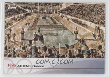 2012 Topps U.S. Olympic Team and Olympic Hopefuls Heritage of the Games #OH-I - [Missing]
