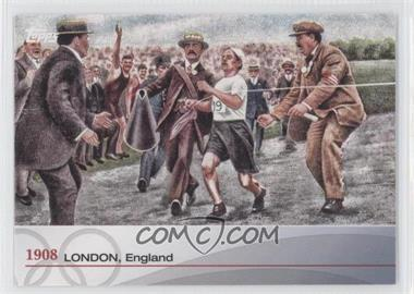 2012 Topps U.S. Olympic Team and Olympic Hopefuls Heritage of the Games #OH-IV - 1908 London, England