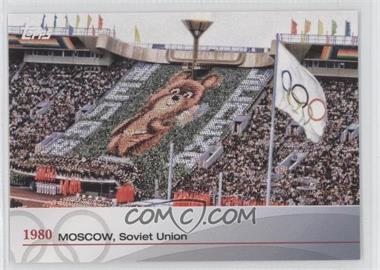 2012 Topps U.S. Olympic Team and Olympic Hopefuls Heritage of the Games #OH-XXII - [Missing]