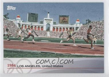 2012 Topps U.S. Olympic Team and Olympic Hopefuls Heritage of the Games #OH-XXIII - [Missing]