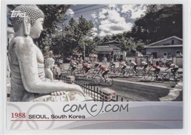 2012 Topps U.S. Olympic Team and Olympic Hopefuls Heritage of the Games #OH-XXIV - 1988 Seoul, South Korea