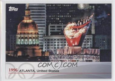 2012 Topps U.S. Olympic Team and Olympic Hopefuls Heritage of the Games #OH-XXVI - 1996 Atlanta, United States