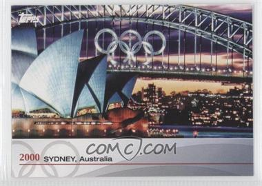 2012 Topps U.S. Olympic Team and Olympic Hopefuls Heritage of the Games #OH-XXVII - [Missing]