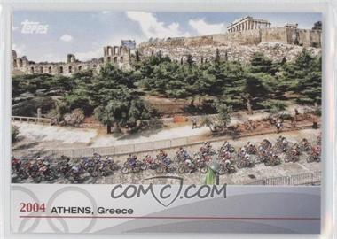 2012 Topps U.S. Olympic Team and Olympic Hopefuls Heritage of the Games #OH-XXVIII - 2004 - Athens, Greece