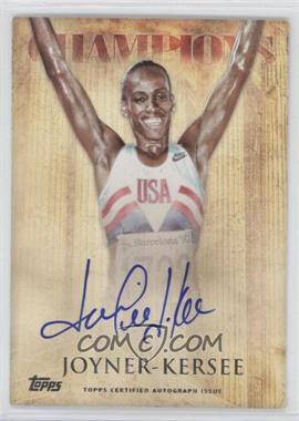 2012 Topps U.S. Olympic Team and Olympic Hopefuls Olympic Champions Autographs #OCA-N/A - [Missing]