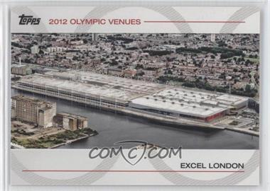 2012 Topps U.S. Olympic Team and Olympic Hopefuls Olympic Venues #SOV-10 - Excel London