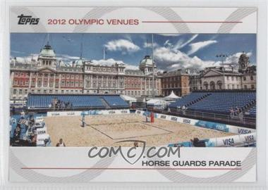 2012 Topps U.S. Olympic Team and Olympic Hopefuls Olympic Venues #SOV-13 - [Missing]