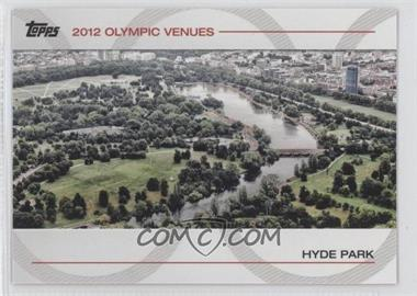 2012 Topps U.S. Olympic Team and Olympic Hopefuls Olympic Venues #SOV-14 - [Missing]