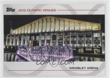 2012 Topps U.S. Olympic Team and Olympic Hopefuls Olympic Venues #SOV-19 - Wembley Arena