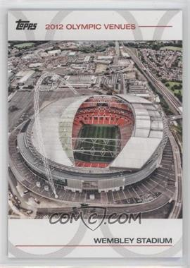 2012 Topps U.S. Olympic Team and Olympic Hopefuls Olympic Venues #SOV-20 - [Missing]