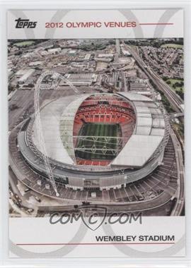 2012 Topps U.S. Olympic Team and Olympic Hopefuls Olympic Venues #SOV-20 - Wembley Stadium