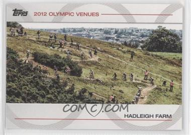 2012 Topps U.S. Olympic Team and Olympic Hopefuls Olympic Venues #SOV-24 - Hadleigh Farm