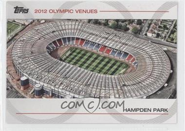 2012 Topps U.S. Olympic Team and Olympic Hopefuls Olympic Venues #SOV-25 - [Missing]