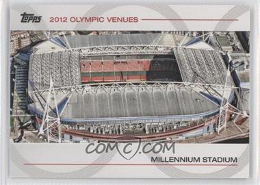 2012 Topps U.S. Olympic Team and Olympic Hopefuls Olympic Venues #SOV-27 - Millennium Stadium