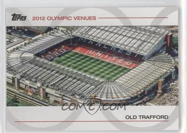 2012 Topps U.S. Olympic Team and Olympic Hopefuls Olympic Venues #SOV-28 - [Missing]