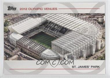 2012 Topps U.S. Olympic Team and Olympic Hopefuls Olympic Venues #SOV-29 - [Missing]
