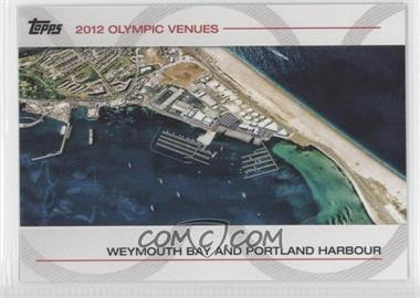 2012 Topps U.S. Olympic Team and Olympic Hopefuls Olympic Venues #SOV-30 - Weymouth Bay and Portland Harbour