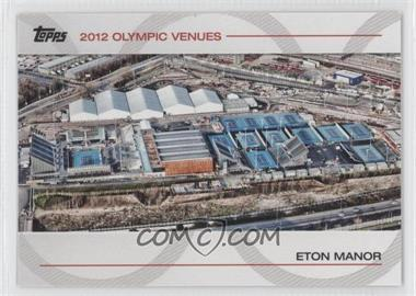 2012 Topps U.S. Olympic Team and Olympic Hopefuls Olympic Venues #SOV-4 - [Missing]