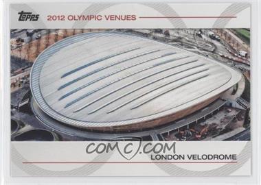2012 Topps U.S. Olympic Team and Olympic Hopefuls Olympic Venues #SOV-7 - London Velodrome