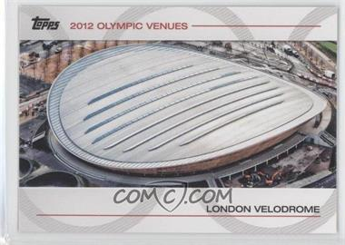 2012 Topps U.S. Olympic Team and Olympic Hopefuls Olympic Venues #SOV-7 - London Velodrome