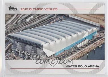 2012 Topps U.S. Olympic Team and Olympic Hopefuls Olympic Venues #SOV-8 - Water Polo Arena