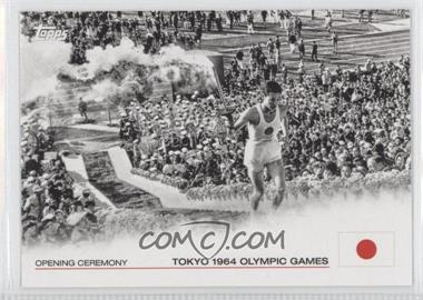 2012 Topps U.S. Olympic Team and Olympic Hopefuls Opening Ceremony #OC-15 - Tokyo 1964 Olympic Games