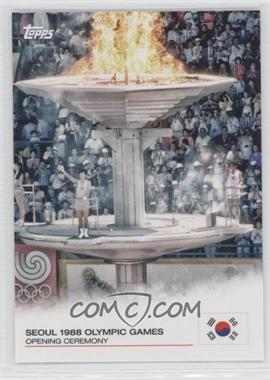 2012 Topps U.S. Olympic Team and Olympic Hopefuls Opening Ceremony #OC-21 - [Missing]