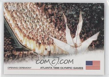 2012 Topps U.S. Olympic Team and Olympic Hopefuls Opening Ceremony #OC-23 - Atlanta 1996 Olympic Games