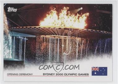 2012 Topps U.S. Olympic Team and Olympic Hopefuls Opening Ceremony #OC-24 - [Missing]